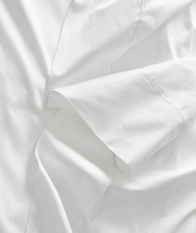 Sheridan Organic Cotton Percale 300TC Sheet Set 2 633x755
