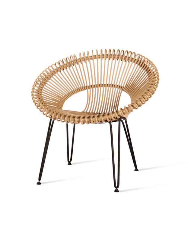 Vincent Sheppard Roy Lasy Chair Camel 2 633x755