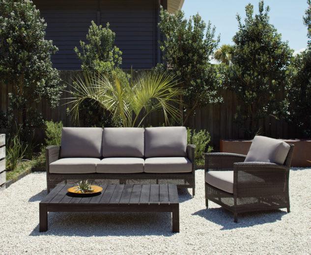 Vincent Sheppard Safi 3 Seater Outdoor Sofa