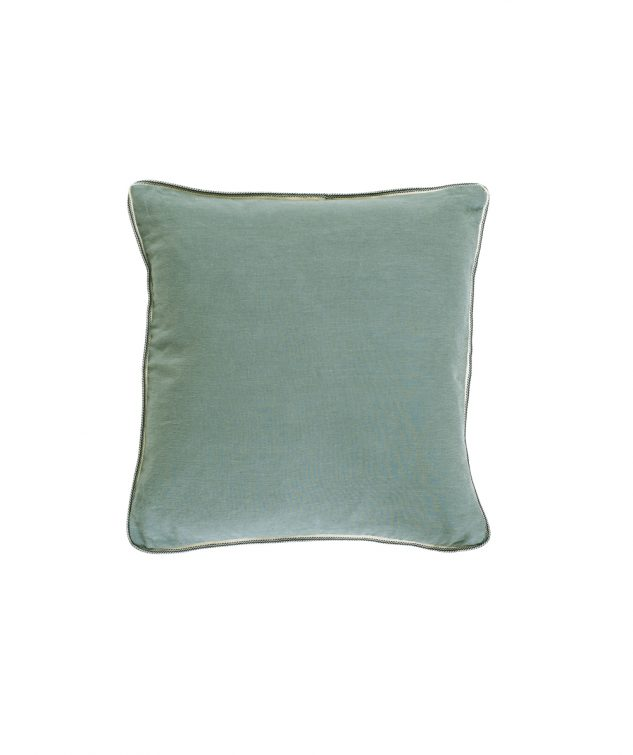 Bianca Lorenne Orlo Cushion Lagoon Side 633x755