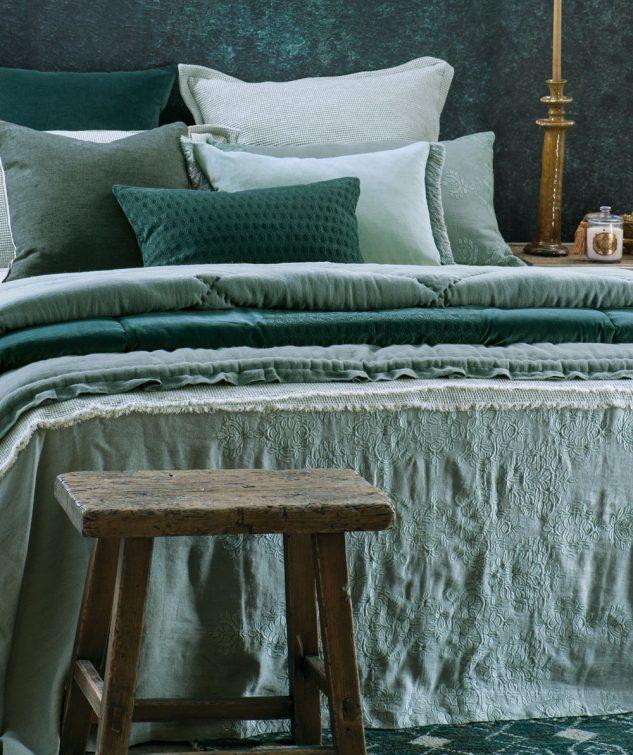 Bianca Lorenne Rabat Bedspread with tessere 633x755