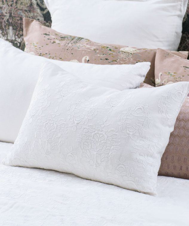 Bianca Lorenne Rabat Cushion