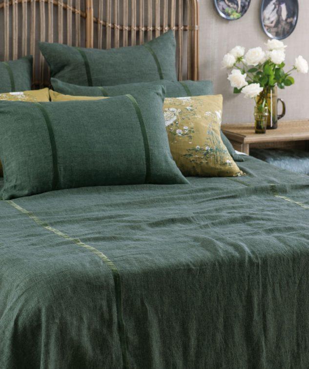 Bianca Lorenne Ruscello Bedspread
