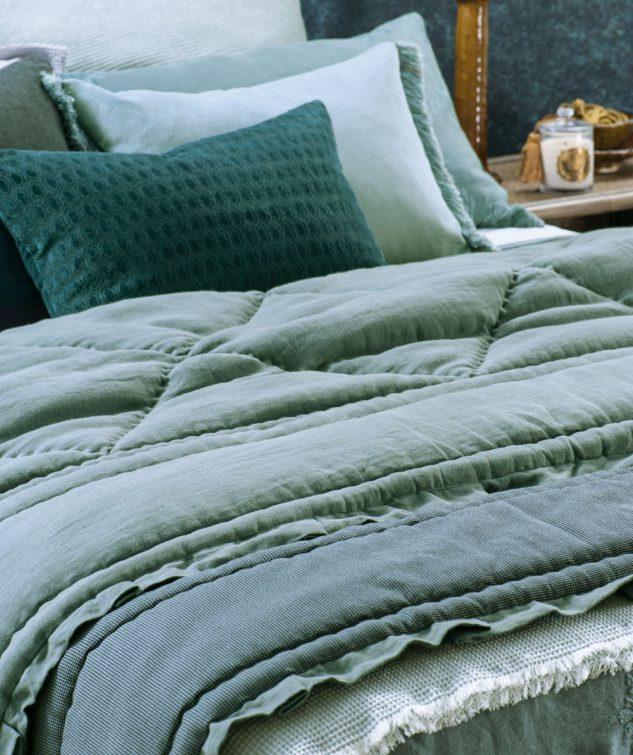 Bianca Lorenne Tessere Lagoon comforter 633x755