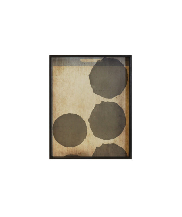Notre Monde Small Rectangle Tray (Glass)