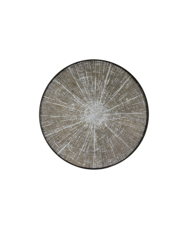 Notre Monde Extra Large Round Tray (Wood)