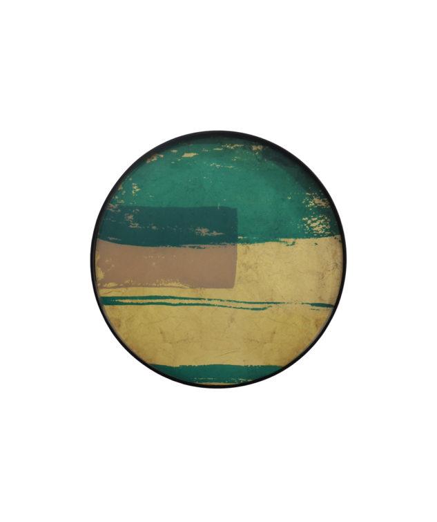 Notre Monde small Round Tray