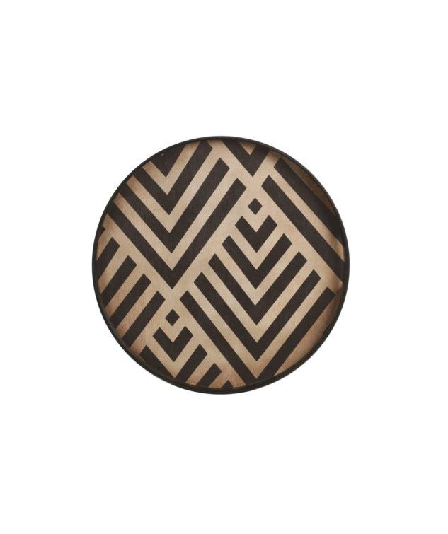 Notre Monde Wood Tray
