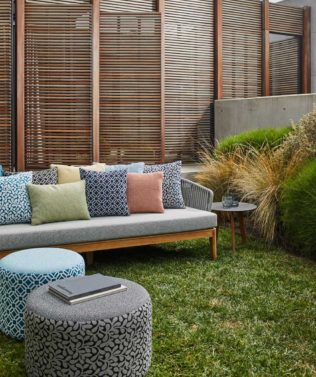 Warwick Nanuya Outdoor Upholstery Fabric Collection