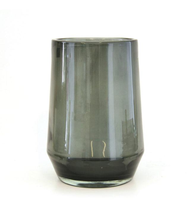 Henry Dean Clemence High Vase in Smoke