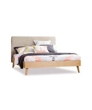 East West Designs Copenhagen Queen Bed Frame
