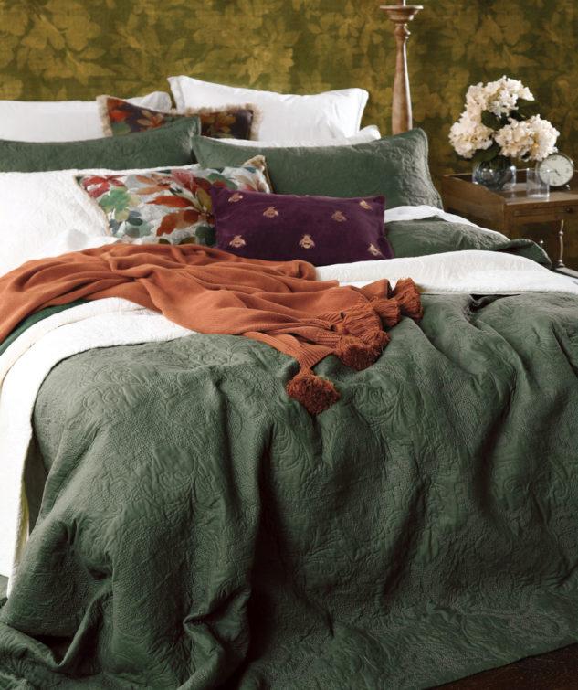 MM Linen Ancara Bedspread Set