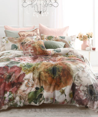 MM Linen Arlette Duvet Set