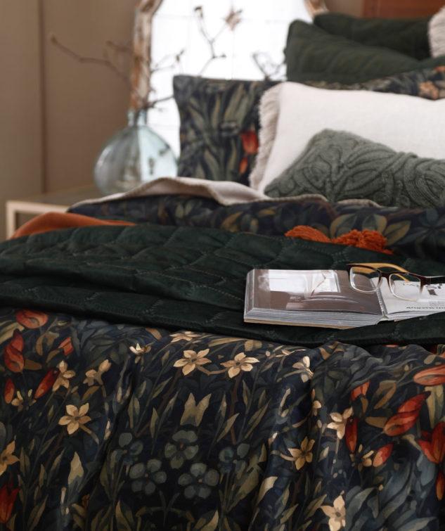 MM Linen Meeka Comforter Sycamore