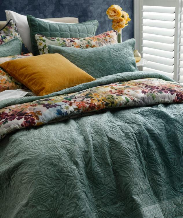 MM Linen Remy Bedspread Laurel 633x755