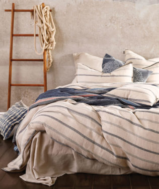 MM Linen Willow Duvet Set