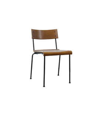 Global Design Iota Dining Chair in Cigar