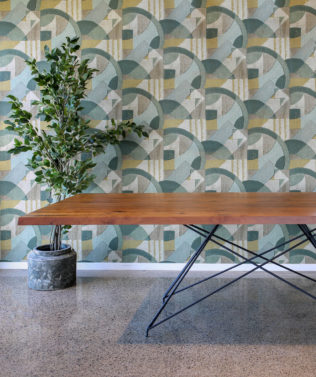McW Collection Mikado Dining Table