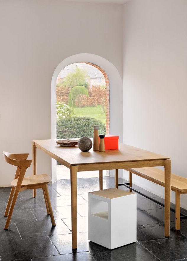 51495 Bok dining table Oak 633x886