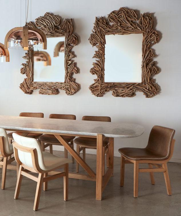 Halo Stoneleaf Dining Table
