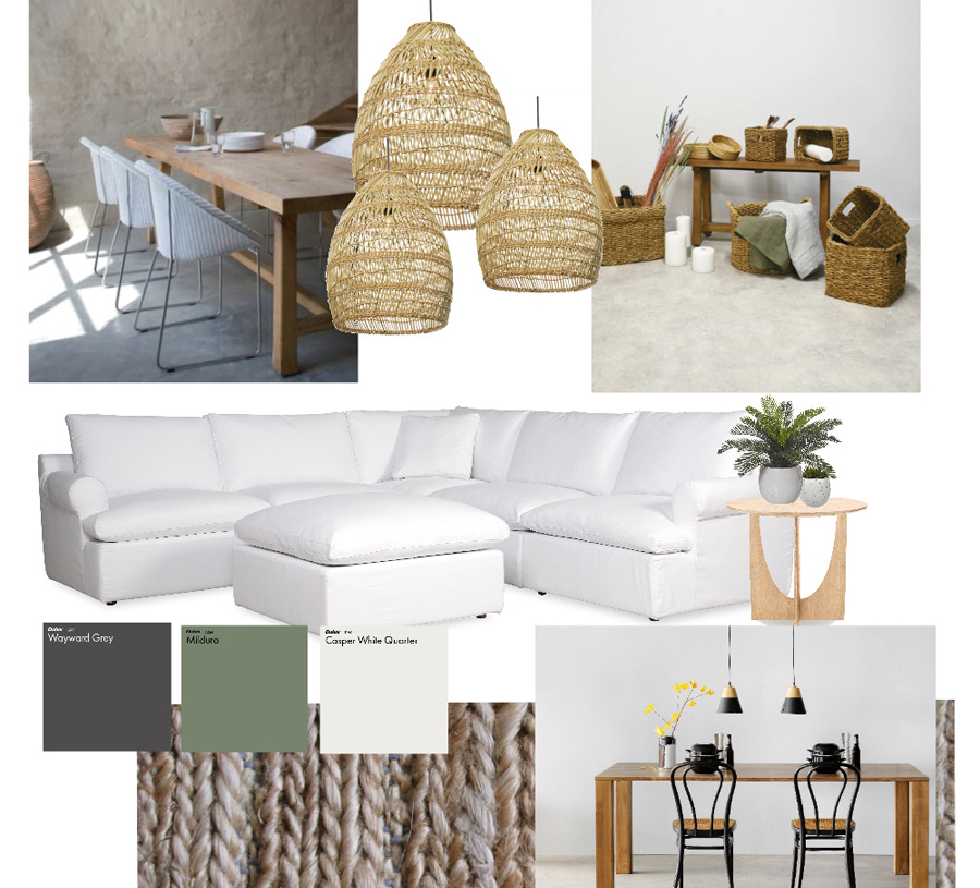 Moodboard Sustainability Interior Design Sustainability