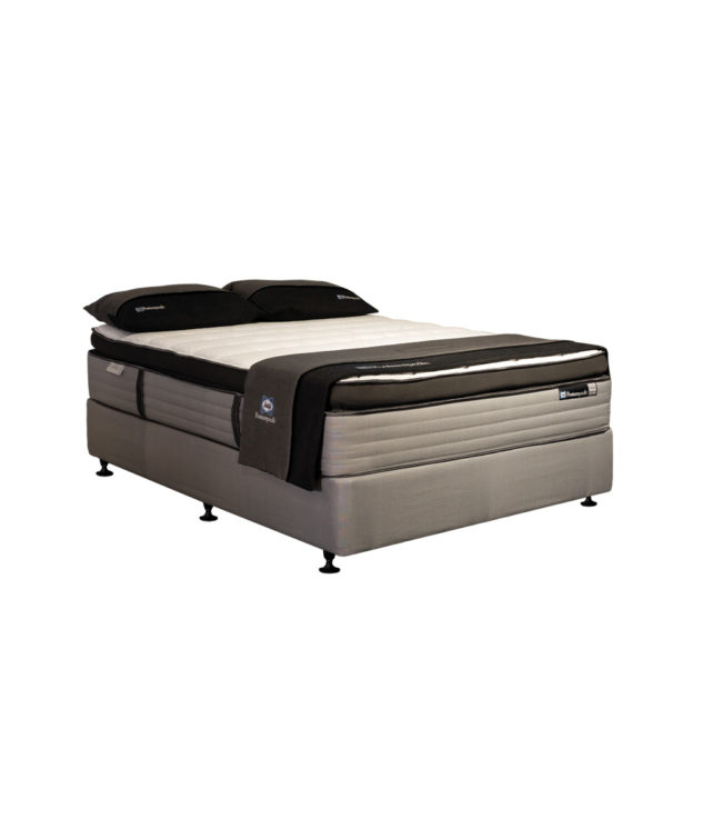 Sealy Elevate Emerald Plush Bed