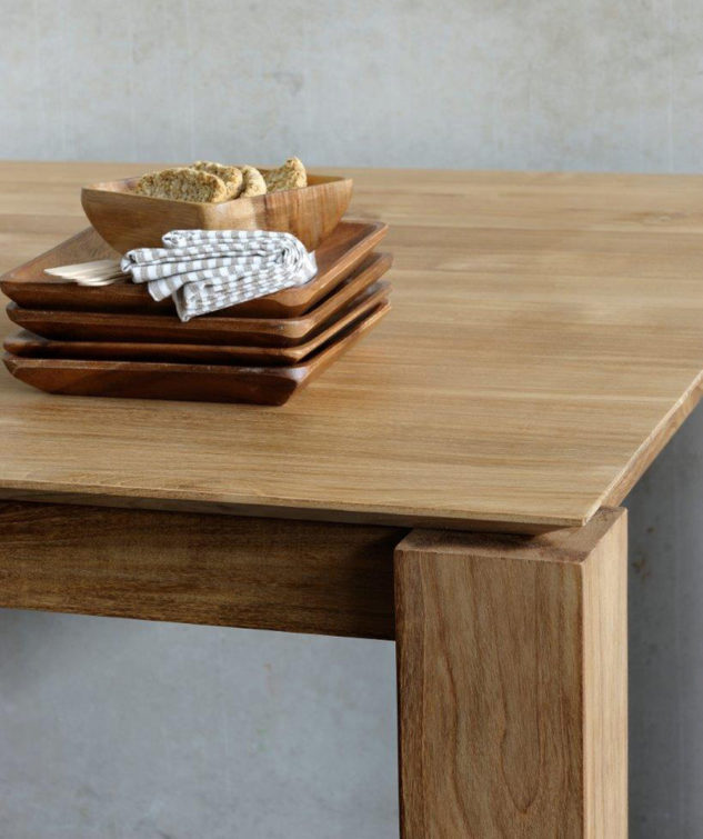 Ethncraft Slice Dining Table