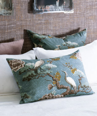 Bianca Lorenne Kuren Pillowcase