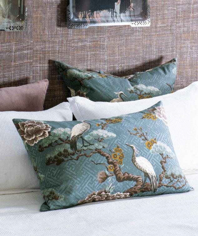 Bianca Lorenne Kuren Pillowcase
