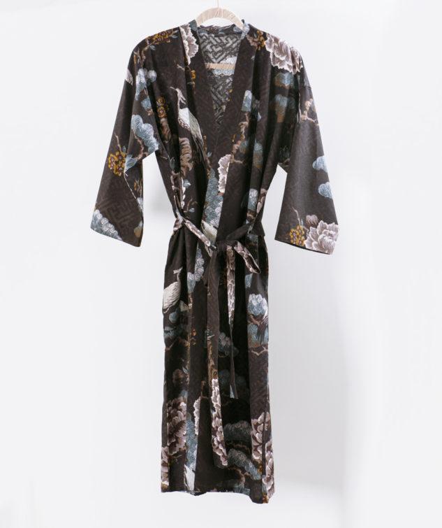 Bianca Lorenne Kuren Housecoat