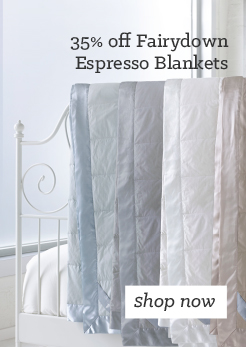 MM Fairydown Espresso Blanket