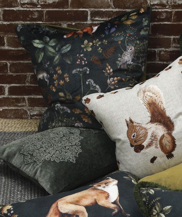 MM Linen Briar Cushion