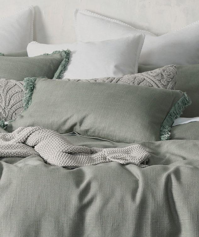 MM Linen Rectangle Crozet Cushion