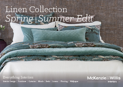McW Linen Collection Spring/Summer Edit