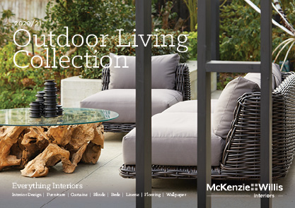 McW 2020/21 Outdoor Living Collection Catalogue