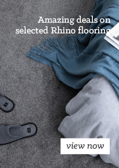 Amazing deals on selected Rhino flooring