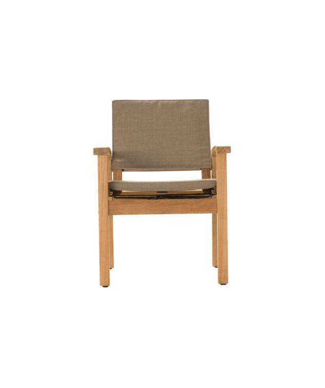 Devon Barker Chair Latte Clear Cut Front 633x755
