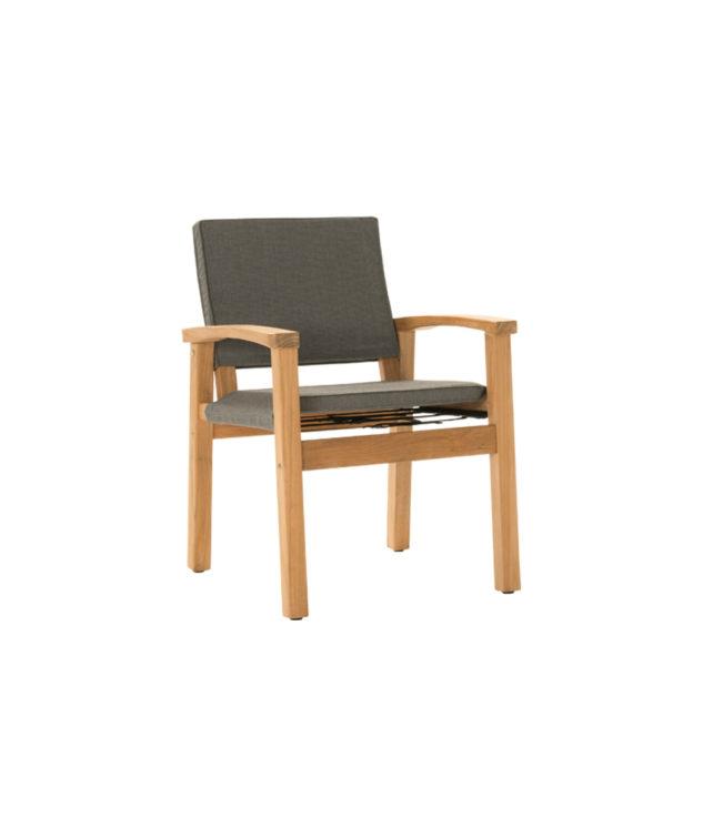 Devon Barker Outdoor Carver Chair