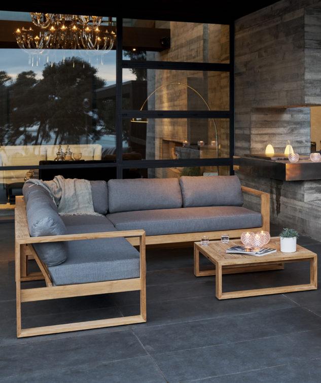 Devon Milford Lounge Outdoor Corner Sofa
