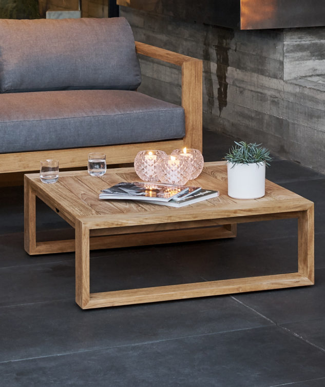 Devon Milford Outdoor Coffee Table