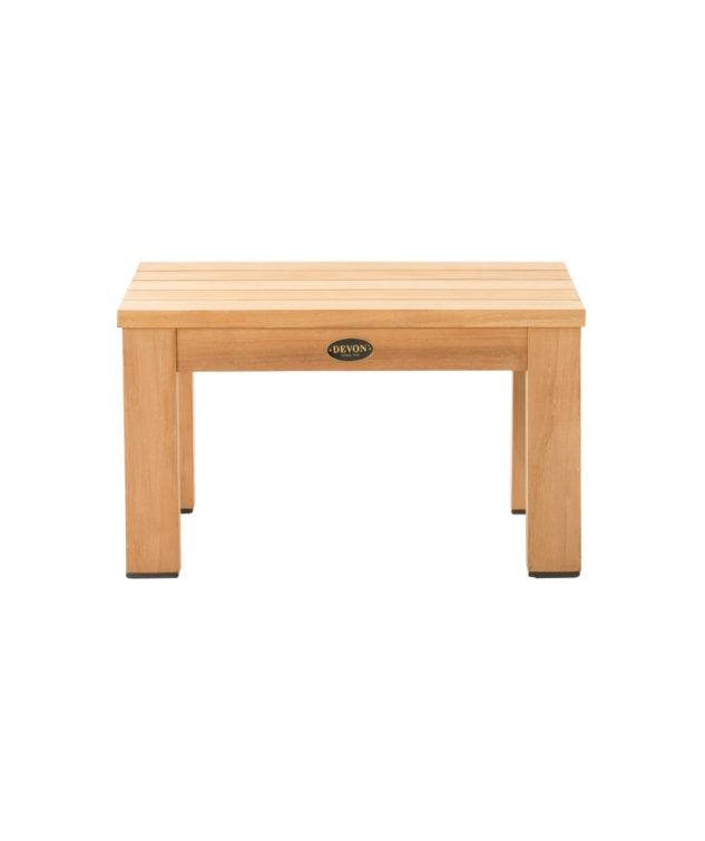 Devon Mokaui Side Table Clear Cut 633x755