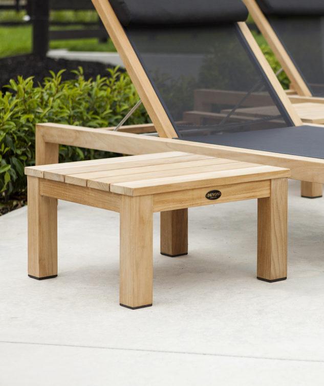Devon Mokaui Outdoor Side Table