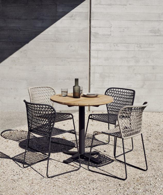 Devon Motu Outdoor Bistro Table