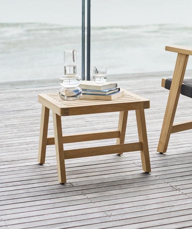 Devon Porter Outdoor Side Table