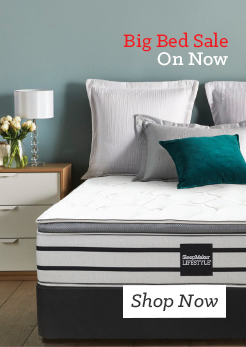 MM Big Bed Sale October 20