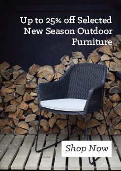 MM Up to 25 off Selected New Season Outdoor Furniture.Shop Now