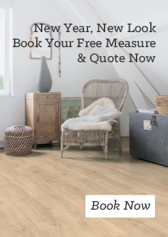 New Year New Look. Book Your Free Measure Quote Now Flooring 1