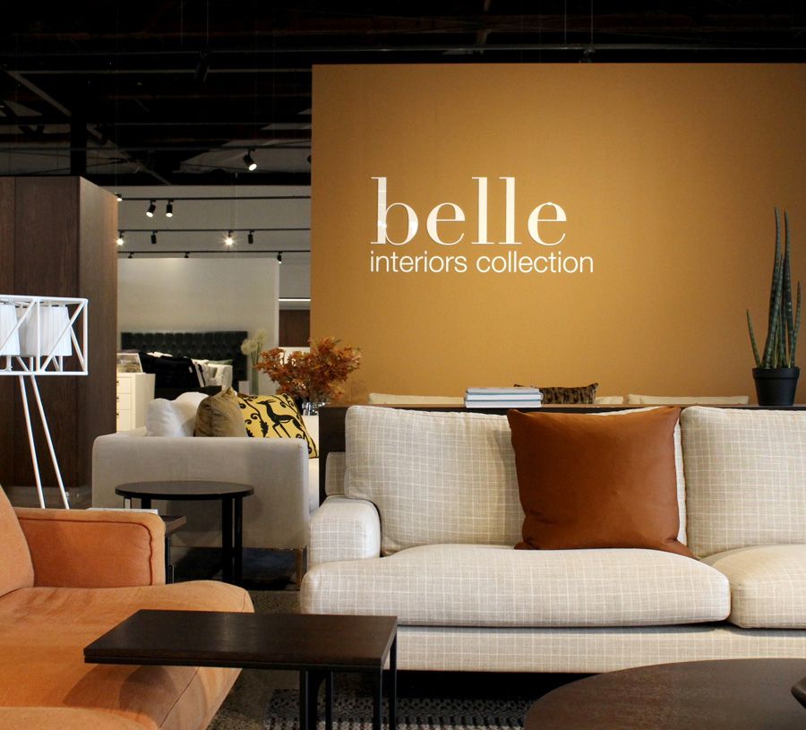 Belle Interiors Collection