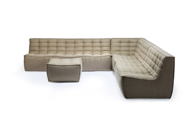 Ethnicraft Studio Modular Sofa