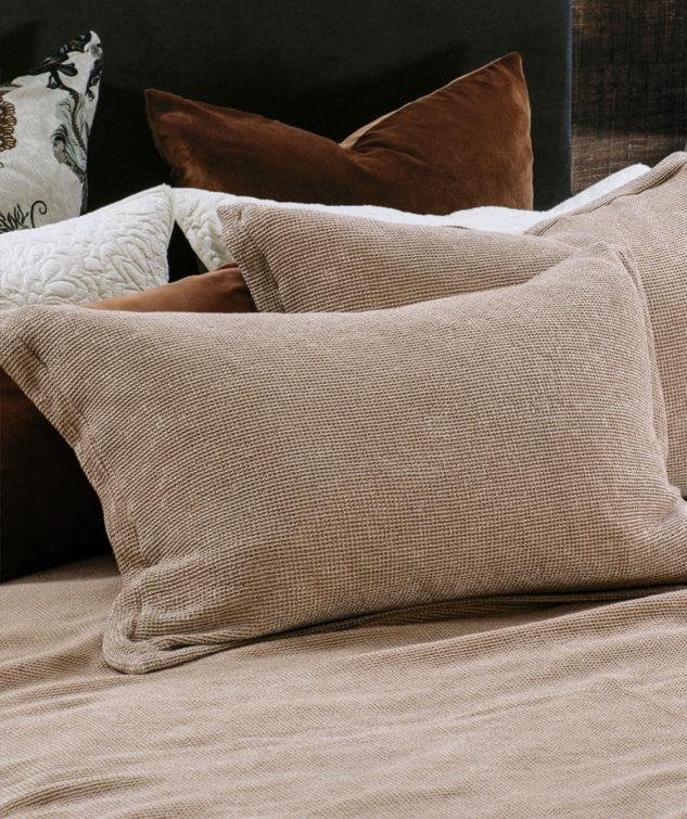 Bianca Lorenne Sottobosco Copper Pillowcase